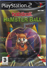 Ps2 PlayStation 2 «HABITRAIL HAMSTER BALL» nuovo sigillato vers. import inglese