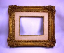 Antique Style Vintage Hand Carved Frame (Mirror, Miniature, Print)