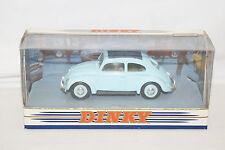 Dinky Collection DY-6 VW Käfer geschl. Faltdach 1951 hellblau 1:43 Matchbox