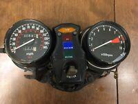 1978-79 Honda Goldwing GL1000 OEM Speedometer Tachometer Instrument Cluster