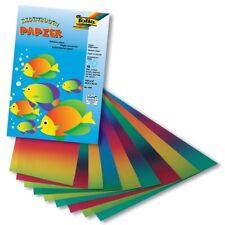 Folia 765 Regenbogenpapier 100g/m², 22x32 cm, bunt (10 Bogen)