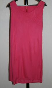 I.CODE by IKKS_Superbe robe rose à capuche_T.M (=38/40)_TBE