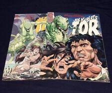 Joe Kubert's Tor #2, #3 Epic Comics 1993