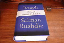 JOSEPH ANTON-A MEMOIR BY SALMAN RUSHDIE-SIGNED COPY