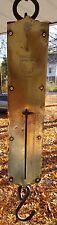 Antique Chatillon Spring Scale  150 lb Capacity
