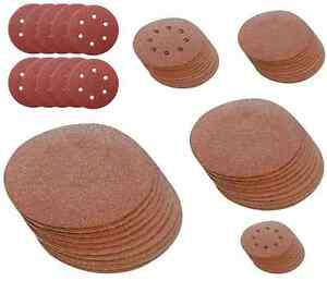 Sanding Discs, Large Choice of Sizes and Grits