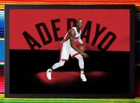 ✺Framed✺ BAM ADEBAYO Miami Heat NBA Basketball Poster - 62cm x 44.5cm x 3cm