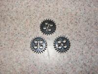 4x Lego Technic Gear Neu-Dunkel Grey z24 Gears Wheel 4514558 24505 3648