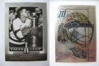 2008-09 Upper Deck TC4 Lindsay Ted tales of the cup wings