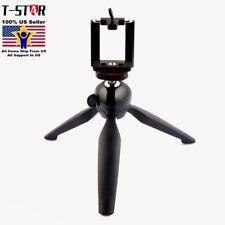 YUNTENG 228 Mini Tripod Mount w/ Clip for Digital Camera/GoPro Camera/Cellphone