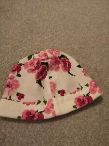 Joules Baby Girl Hat 9-12 Months