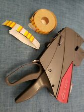 Meto 1829 price gun label maker w/ 1000+ stickers
