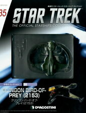 New listing Star Trek The Official Starships Collection No. 35 Klingon Bird Of Prey 2153
