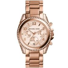 Michael Kors MK5263 Women's Blair  Rose-Gold Stainless-Steel Ladies Watch
