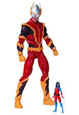 DC Comics - Super Villains - Johnny Quick with Atomica 17.5cm Action Figure