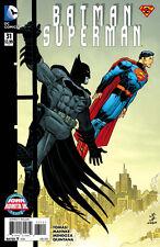 Batman/Superman (2013) #31 VF/NM John Romita Jr. Variant Cover