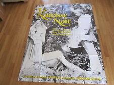 BLACK NARCISSUS French Grande poster 47x63 Michael Powell Deborah Kerr