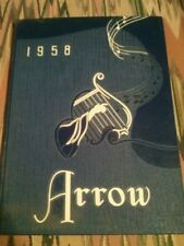 1958 Downey North Junior High School - Arrow Yearbook, Downey California
