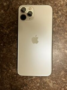 Apple iPhone 11 Pro - 64GB - Sliver (Sold as is, no charging cord)
