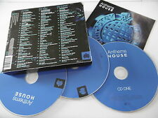 MINISTRY OF SOUNDS ANTHEMS HOUSE 3 CD INNER CITY AMOS TODD TERRY ROBIN S MK