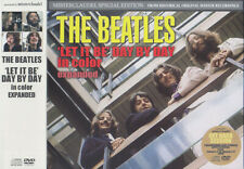 The Beatles / Let It Be Day By Day In Color Expanded / 3CD+2DVD With Slipcase!