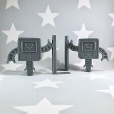 Robot Bookends - 3D Printed - Children's Bedroom - Gifts boys - Gifts girls