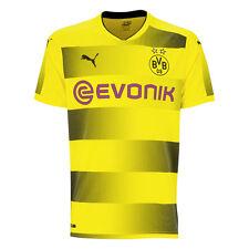 PUMA BVB Dortmund Trikot Home 17/18 Kids gelb F01 152