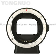 Yongnuo EF-E II Smart Lens Adapter for Canon EF/EF-S Lens to Sony E-Mount Camera