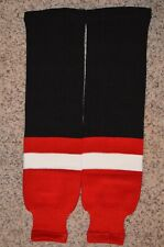 "Choice of Dead Stock Adult Pro Poly Knit 30"" Twin City Knitting Ice Hockey Socks"