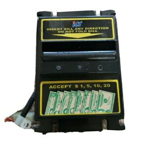 Calibration service for ICT BL-700 USD4 BILL ACCEPTOR