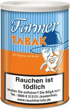 4 x 170g Farmer Pfeifentabak ( lässt sich gut stopfen ) keine Versandkosten
