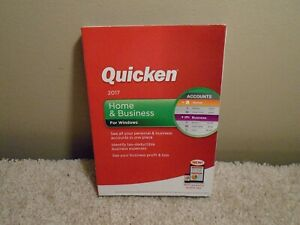 Quicken Home and Business 2017 for Windows Full Version seal