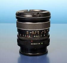 Chinonflex auto reflex 2.8/28mm objetivamente lens for Konica ar - (92043)