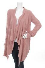 BNWT ODD MOLLY WOMEN LONG TWISTME WRAP CARDIGAN VINTAGE ROSE Size 2 S NEW