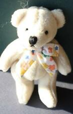 Annette Funicello Small Sized Soft Hand Stitched Nose, Fully Jointed Teddy Bear
