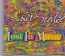 Sister Sledge-Lost In Music cd maxi single