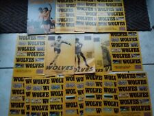 More details for wolves wolverhampton wanderers homes 20 different from 1986/7 + 1987/8 div 4