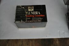 Lot of 24 COLUMBIA 40 Minutes  Audio Cassette Tapes NEW