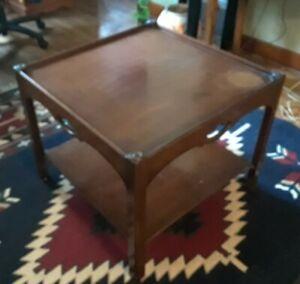 Kittinger Antique Butler's Table early nineteen hundreds a true antique