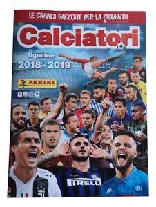 Calciatori 2018-2019 Empty Album Panini
