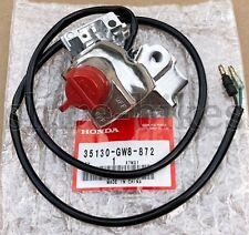 New Genuine Honda Interruptor & titular del acelerador Para Honda Z50R (35130-GW8-872)