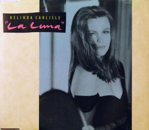 Belinda Carlisle - LA LUNA - Maxi CD Single © 1989 #VSCDT1230 (incl. DUB Mix)