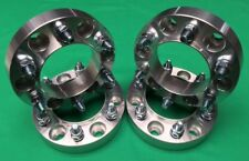 """2004 to 2014 FORD F150 Hub Centric WHEEL ADAPTERS (SPACERS) 1.5"""" 4PCS"""