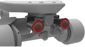 Smart Led Skateboard Lights Brake/ Light / Motion Sensing High Visibility IPX6