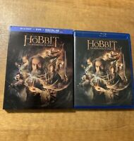 The Hobbit: The Desolation of SmaugBluray and DVD Combo with Slipcover