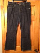 Women's Tommy Hilfiger Hope Boot Cut Jeans size 12 A Actual 35x29