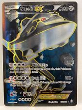 Steelix EX 108/114 - Full Art Ultra Rare - XY Steam Siege Pokemon Card MINT