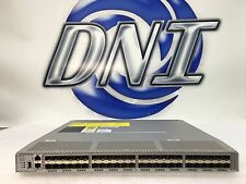Cisco DS-C9148S-K9 MDS 9148S 16G Multilayer Fabric Switch w/ 12 enabled ports