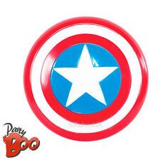 Captain America Shield Boys Marvel Superhero Fancy Dress Kids Costume Accessory