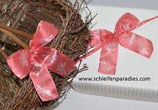 SALE%  - 12 x Geschenkschleife, Fertigschleife, Dekoschleife Sommer %